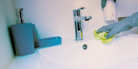 Met deze tips maak jij jouw badkamer in een handomdraai schoon!