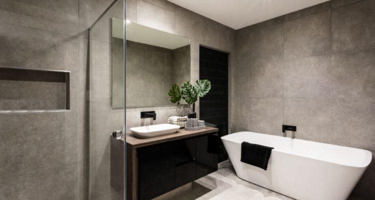 De stoer badkamer creëren