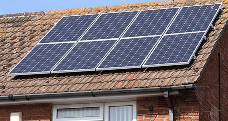 Wat zijn de kosten van het huren van zonnepanelen