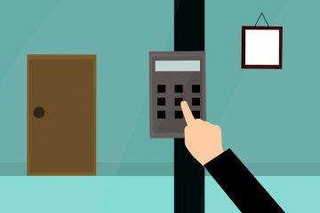 Alarmsysteem voor in huis of het bedrijf