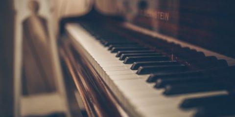 elektrische piano