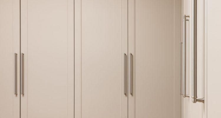 Nieuwe paneeldeur voor een kast kopen